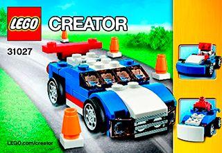 Instruction Nr 31027 LEGO® Bauanleitung