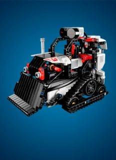 Lego Mindstorms Ev3 Car
