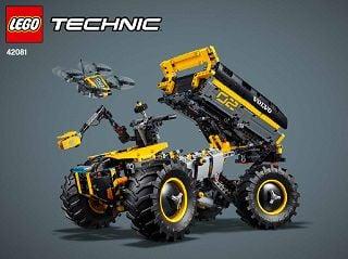 lego technic 42081 volvo konzept radlader zeux ab 78 99. Black Bedroom Furniture Sets. Home Design Ideas