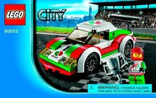 lego race car instructions 60053