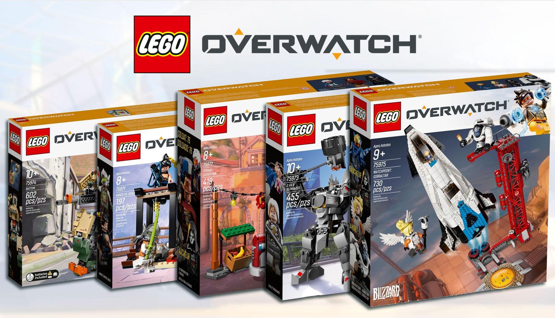 lego overwatch preisvergleich sonderangebote online. Black Bedroom Furniture Sets. Home Design Ideas