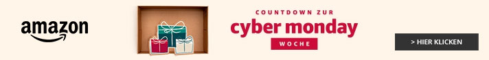 amazon.de: Countdown zur Cyber Monday Woche