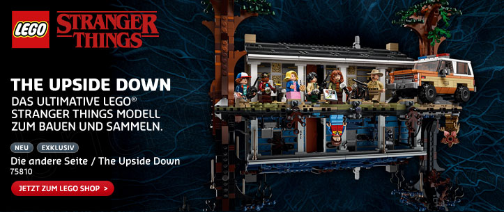 LEGO Stranger Things 75810 The Upside Down im LEGO Store kaufen!