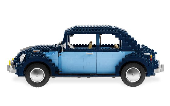 lego 10187 vw k fer oldtimer brickmerge preisvergleich. Black Bedroom Furniture Sets. Home Design Ideas