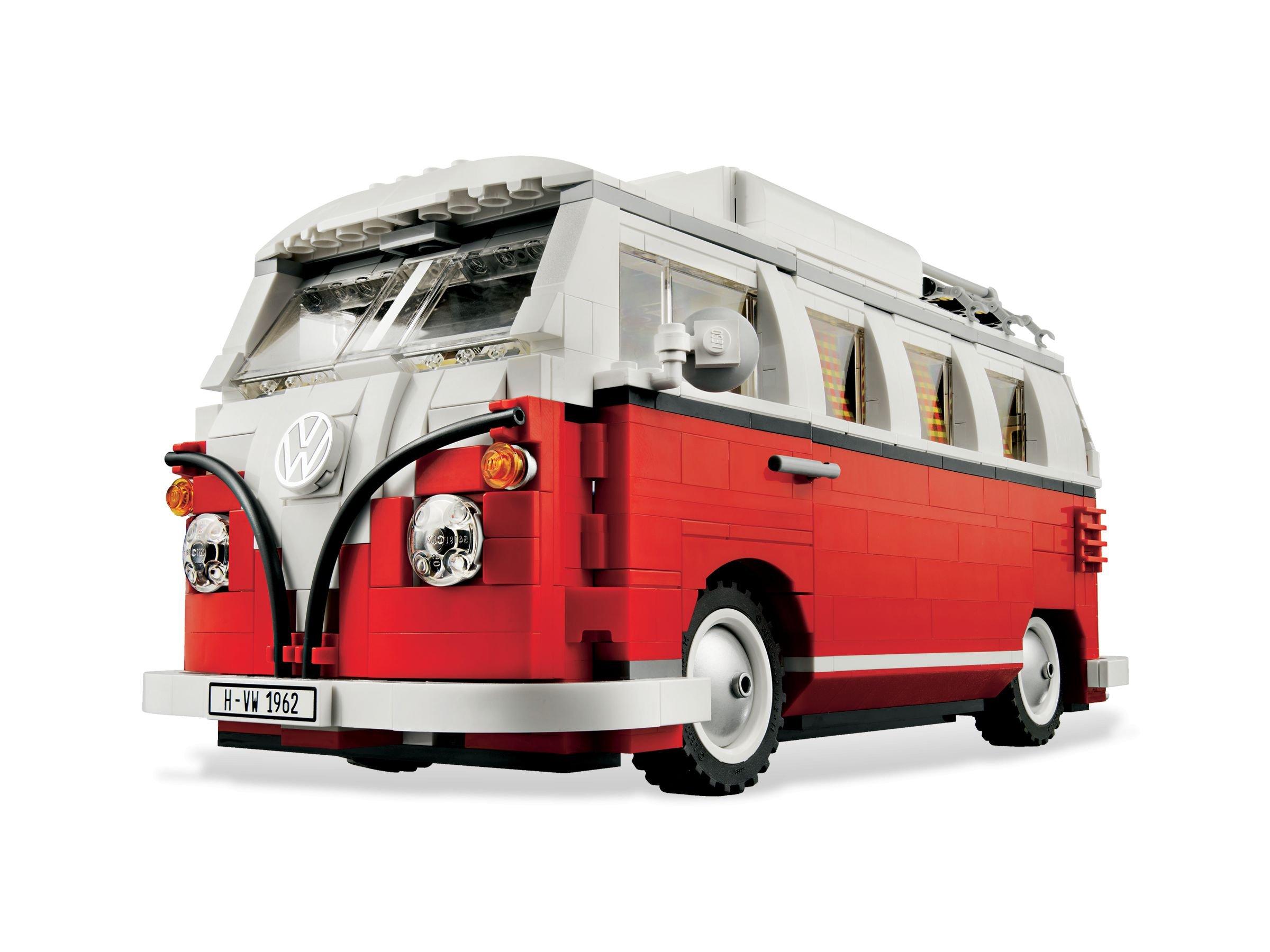 Lego 10220 Volkswagen T1 Campingbus 2011 Ab 84 95 15