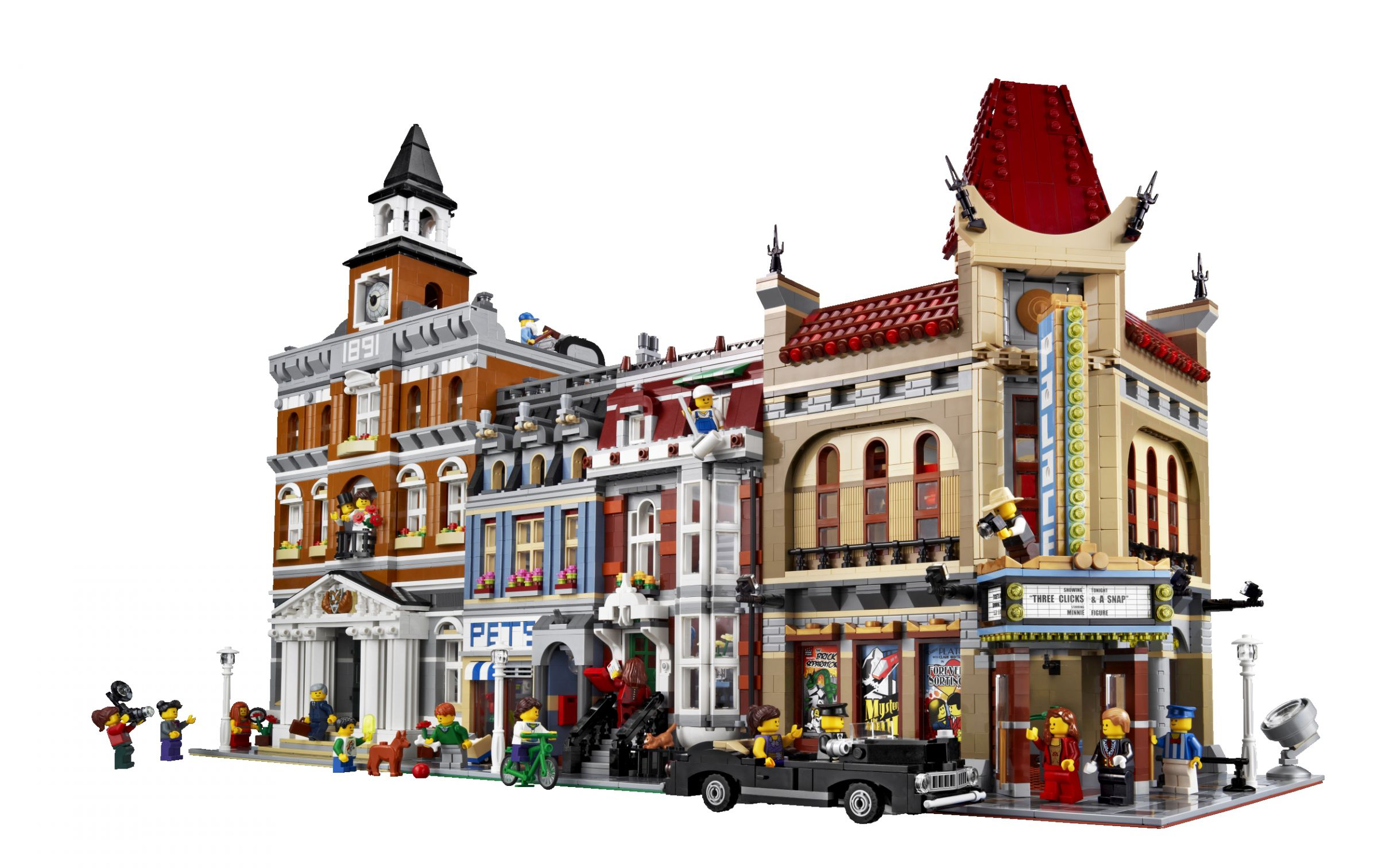 LEGO Advanced Models 10232 Palace Cinema 10232_back_street_view_01.jpg