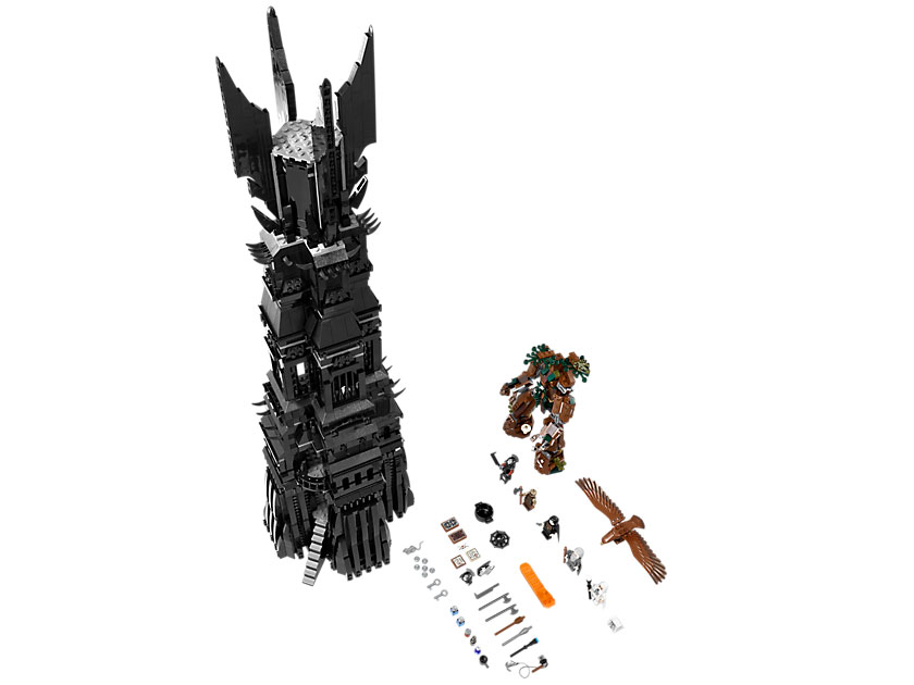 LEGO Lord of the Rings 10237 Der Turm von Orthanc™