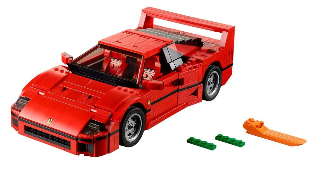 LEGO Advanced Models 10248 Ferrari F40