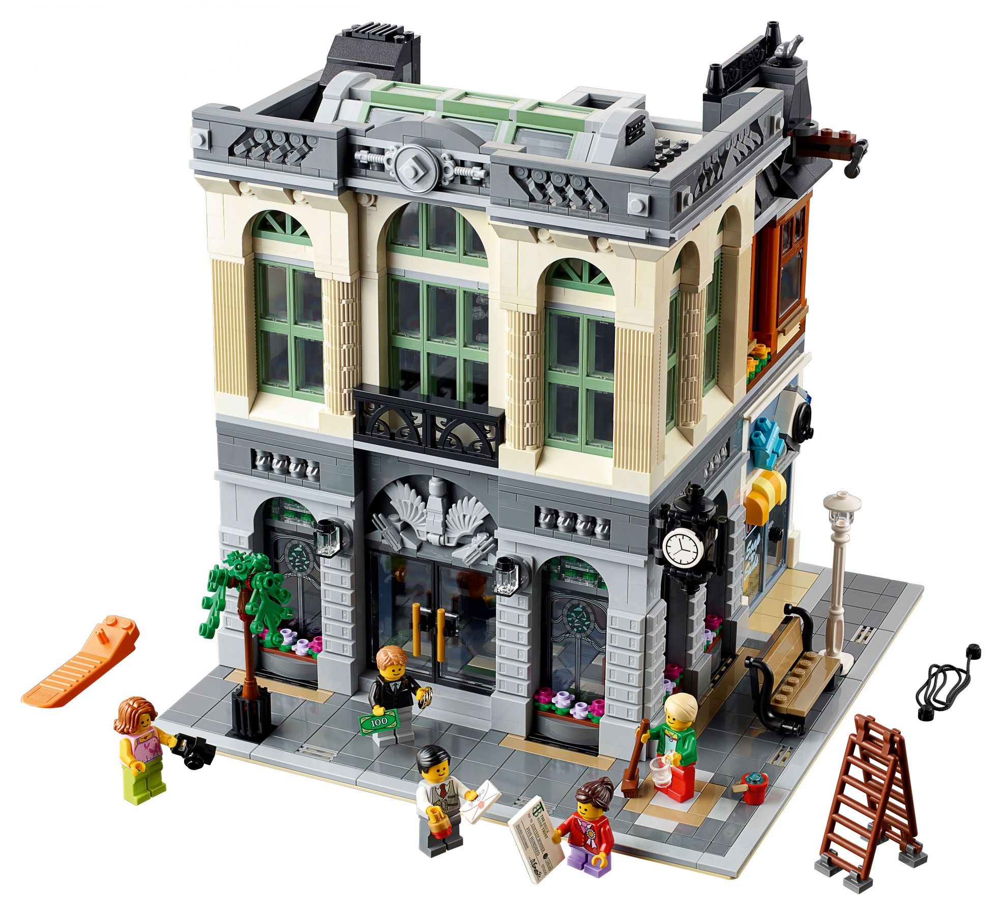 lego 10251 steine bank creator expert 2016 brick. Black Bedroom Furniture Sets. Home Design Ideas
