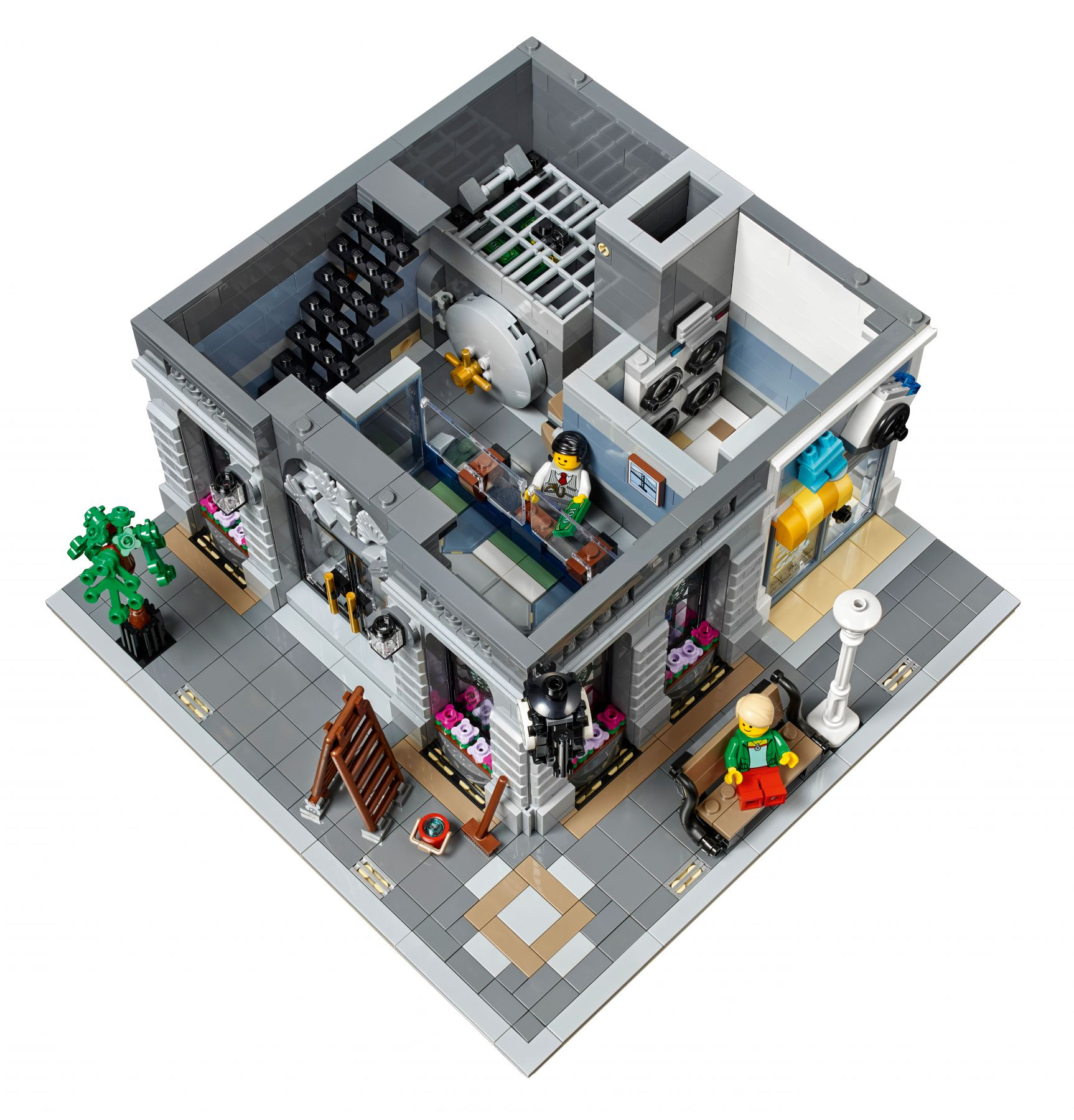 LEGO Advanced Models 10251 Steine-Bank 10251_Brick_Bank_06.jpg