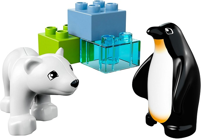 LEGO Duplo 10501 Zoo Friends