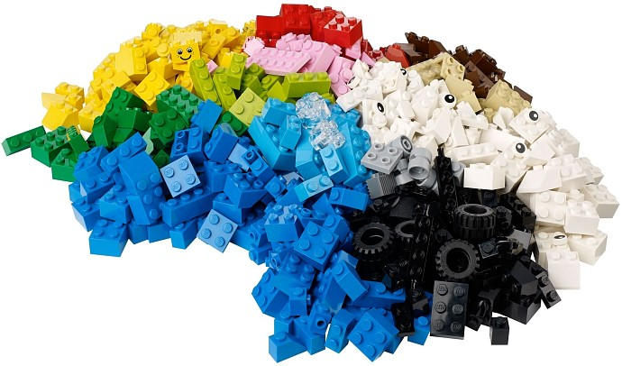 LEGO Bricks and More 10662 LEGO® Bausteine-Eimer