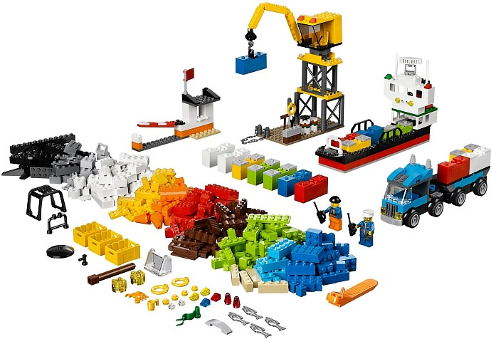 LEGO Bricks and More 10663 Starterbox