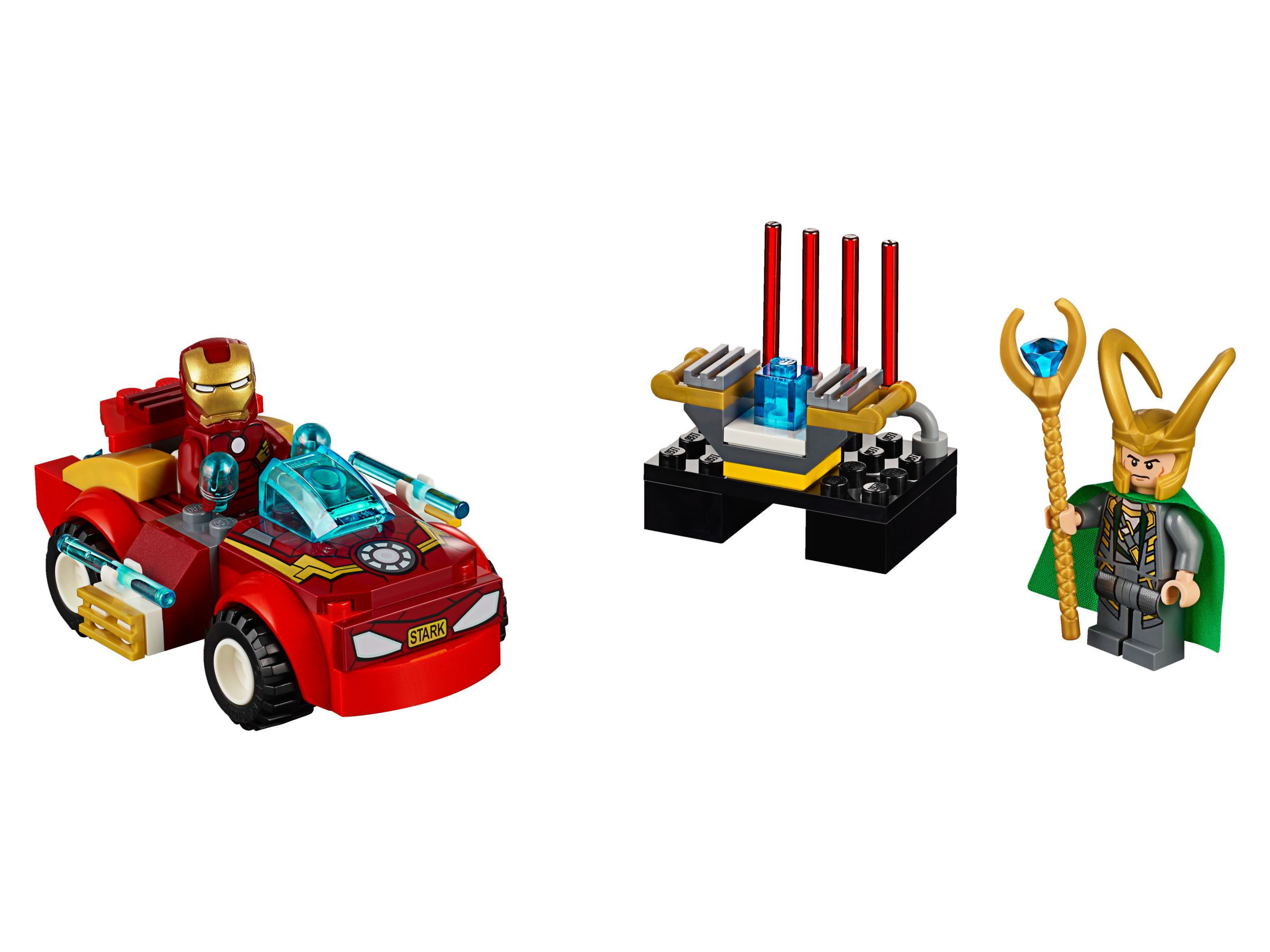 lego 10721 iron man gegen loki juniors 2016 iron man. Black Bedroom Furniture Sets. Home Design Ideas