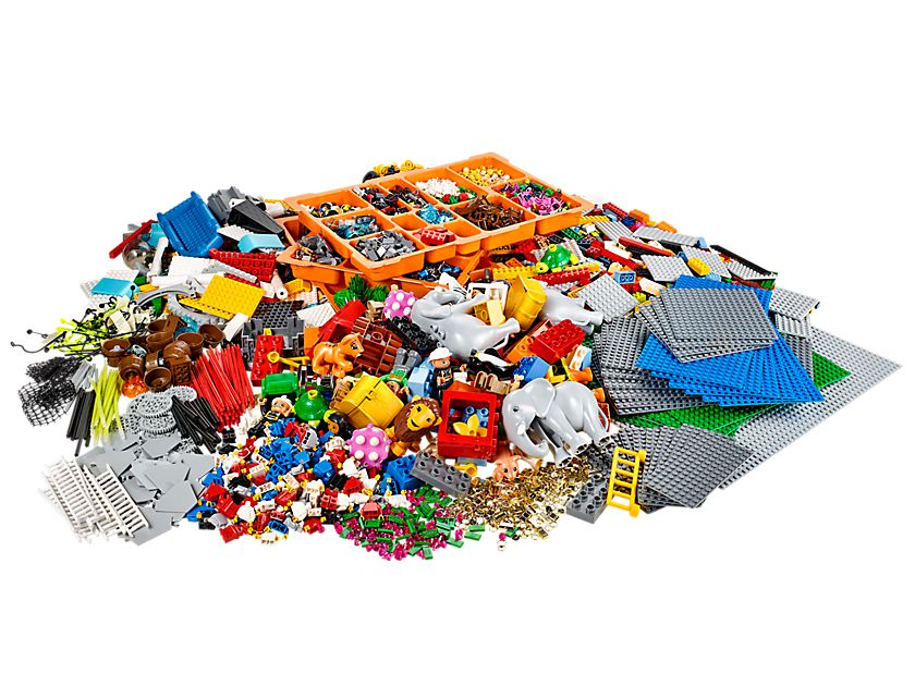 LEGO Serious Play 2000430 Identity and Landscape Set