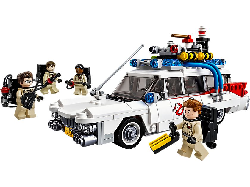 LEGO Ideas 21108 Ghostbusters™ Ecto-1