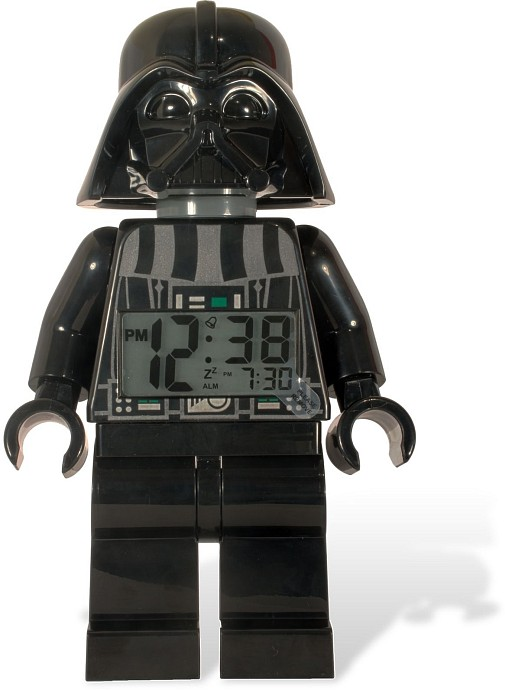LEGO Gear 2856081 LEGO® Star Wars™ Darth Vader Minifiguren-Uhr