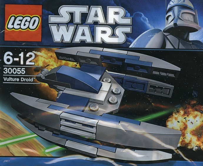 LEGO Star Wars 30055 Vulture Droid