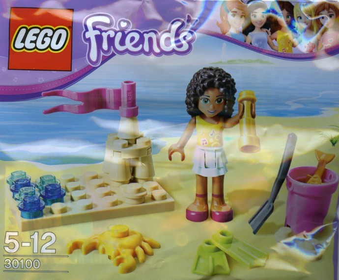 LEGO Friends 30100 Beach