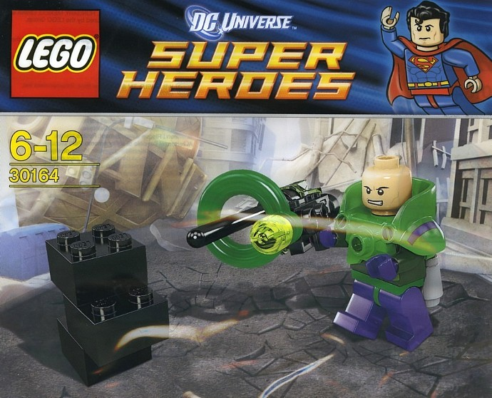 LEGO Super Heroes 30164 Lex Luthor (Beutel)
