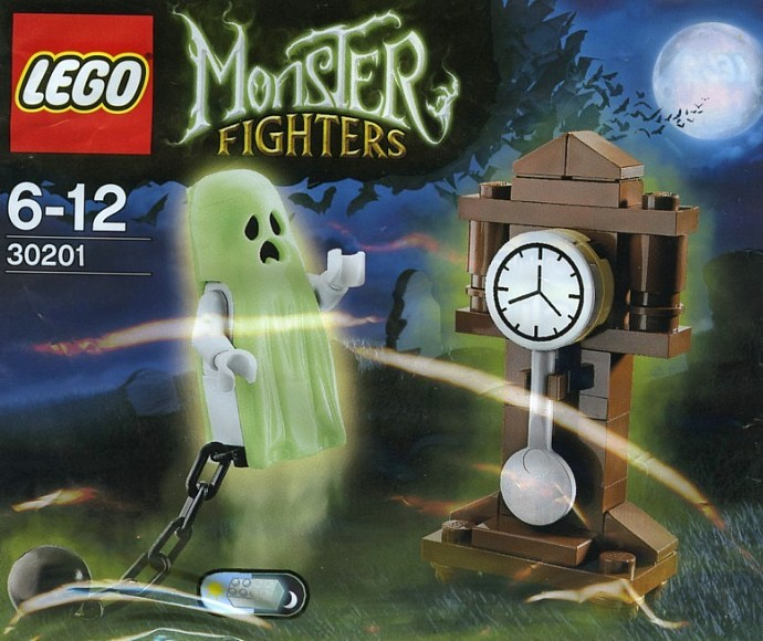 LEGO Monster Fighters 30201 LEGO MONSTER  F. Geist