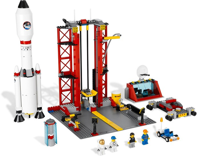 LEGO City 3368 Space Centre