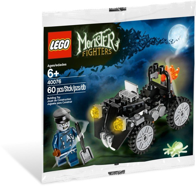 LEGO Monster Fighters 40076 (Beutel)