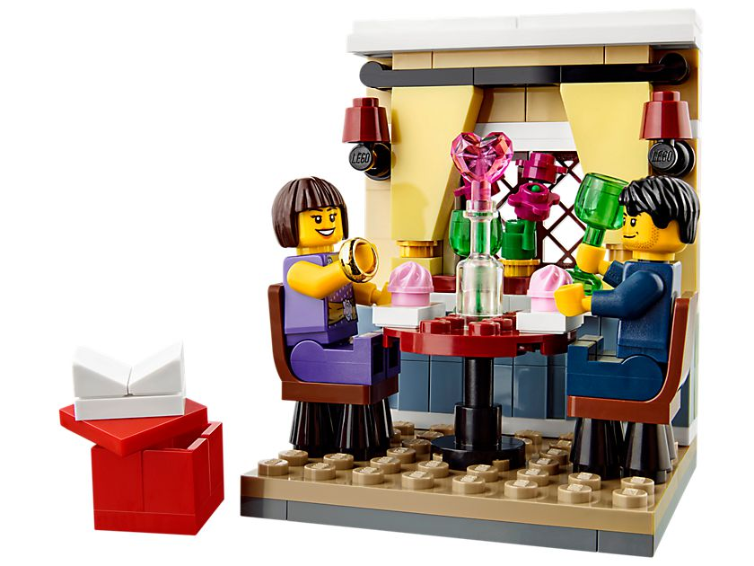 LEGO Seasonal 40120 Valentine's Day Dinner