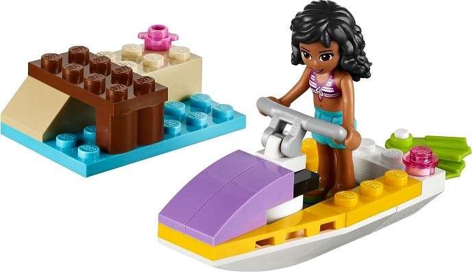 LEGO Friends 41000 Jetboot Vergnügen
