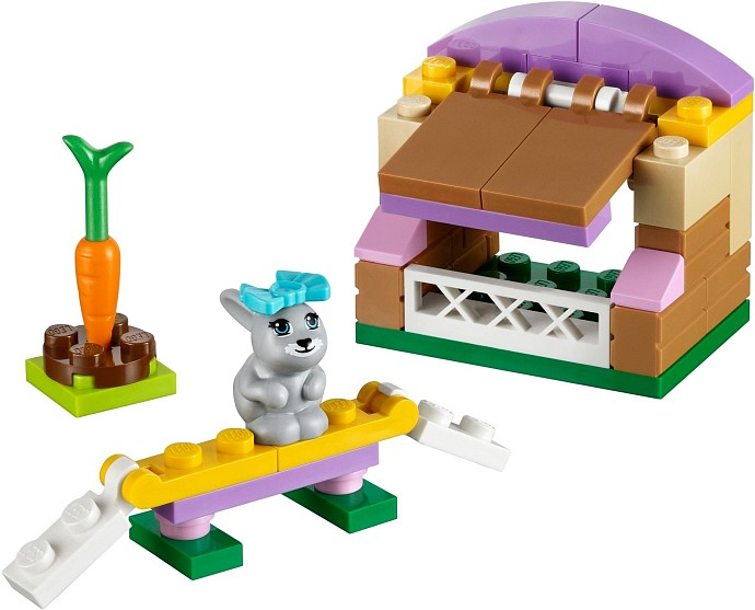 LEGO Friends 41022 Bunny's Hutch