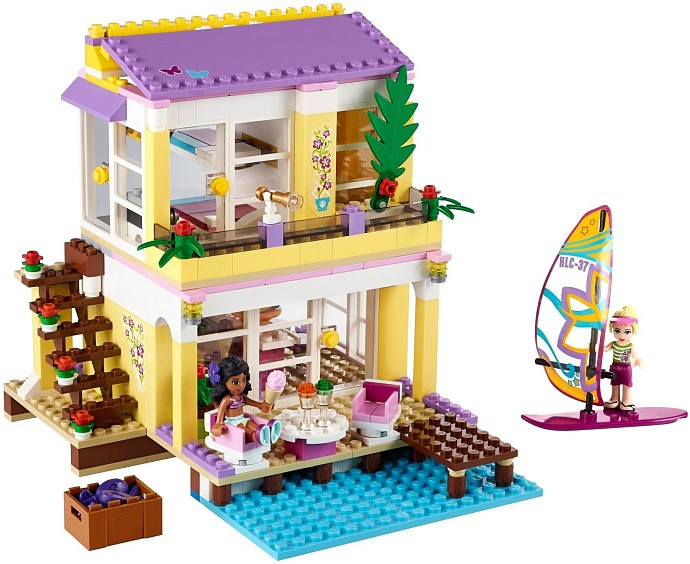 LEGO Friends 41037 Stephanies Strandhaus