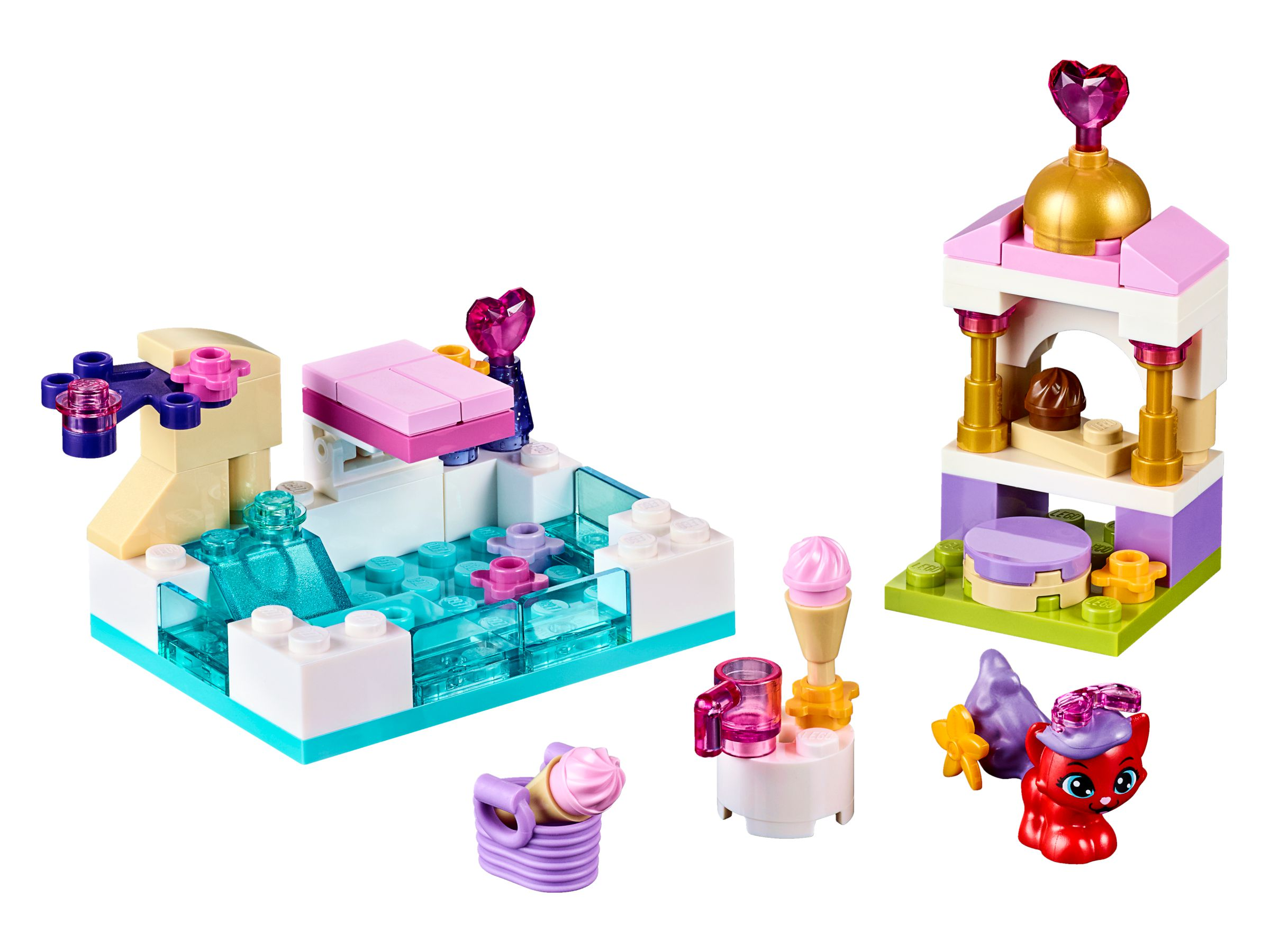 LEGO Disney 41069 Korallinas Tag am Pool