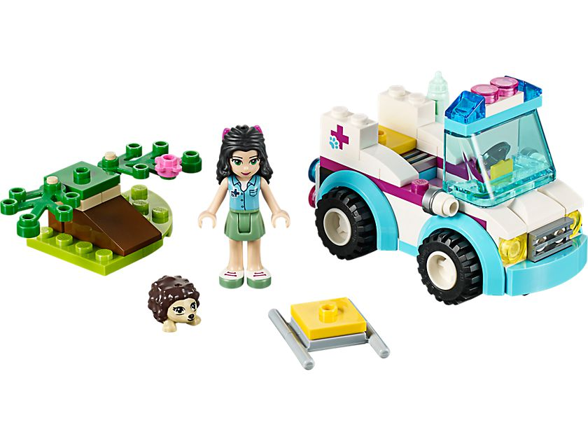 LEGO Friends 41086 Mobile Tierpflege