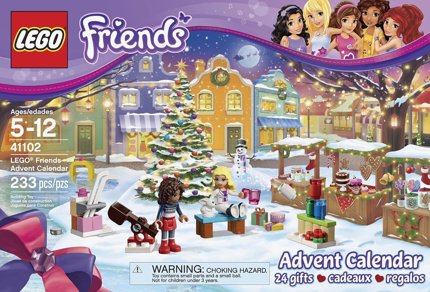 LEGO Seasonal 41102 LEGO® Friends Adventskalender 2015 41102-1_img01.jpg