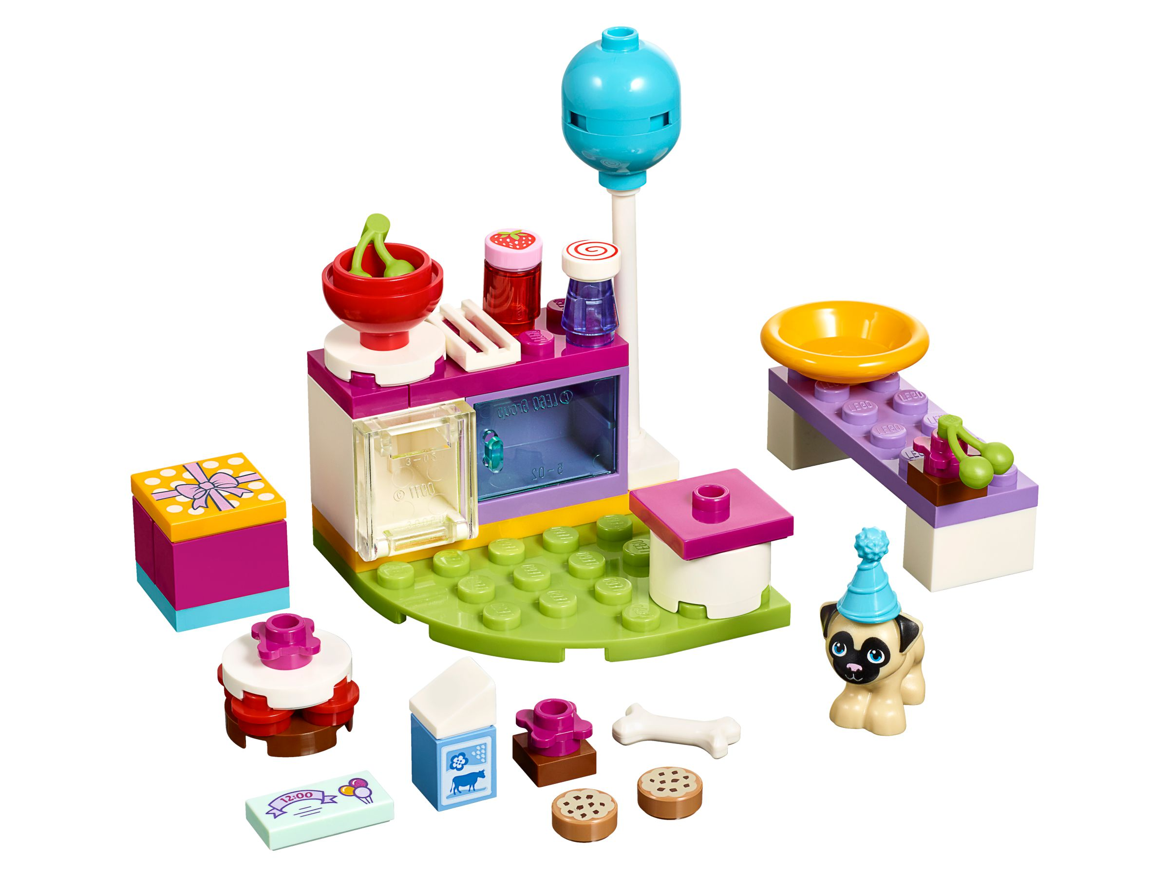LEGO Friends 41112 Partykuchen