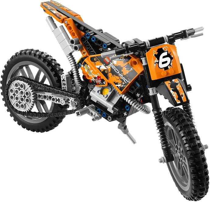 LEGO Technic 42007 Motocross Bike