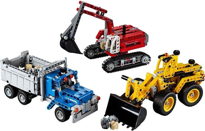 lego technic 42023 baustellen set brickmerge preisvergleich. Black Bedroom Furniture Sets. Home Design Ideas