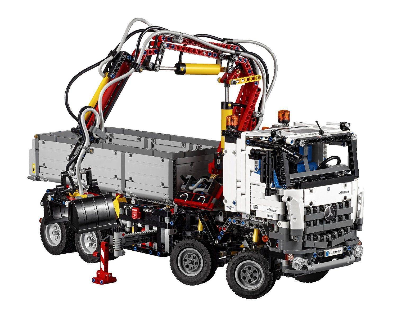 LEGO Technic 42043 Mercedes Benz Arocs 3245