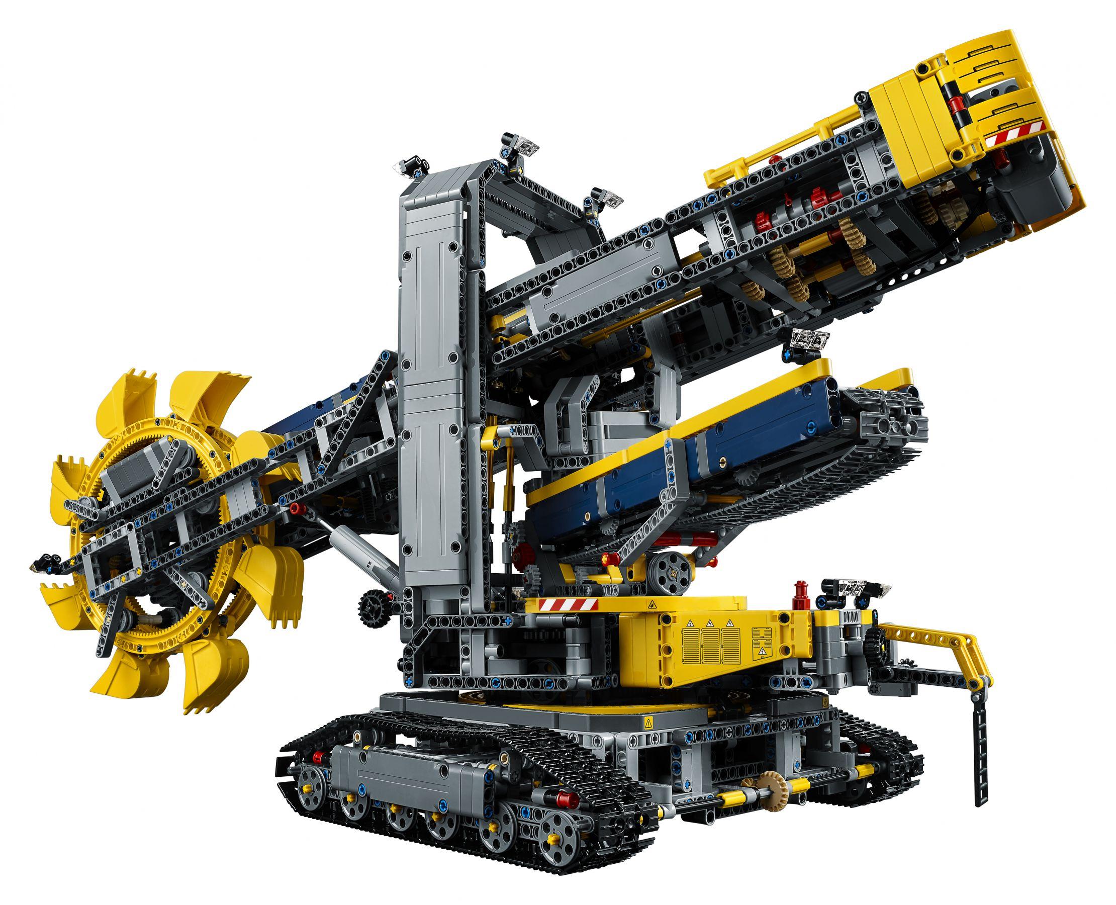 lego technic 42055 schaufelradbagger brickmerge. Black Bedroom Furniture Sets. Home Design Ideas
