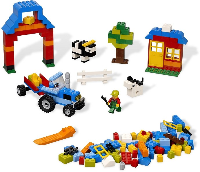 LEGO Bricks and More 4626 Steinebox