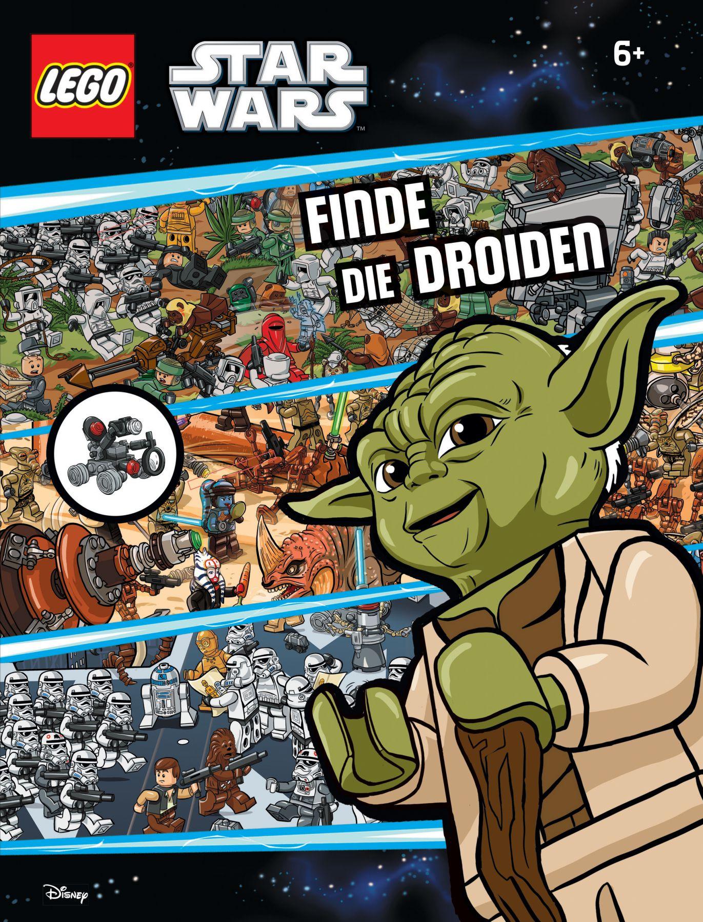 LEGO® Buch 5005030 LEGO® Star Wars™ Suchmission Finde den Spionagedroiden