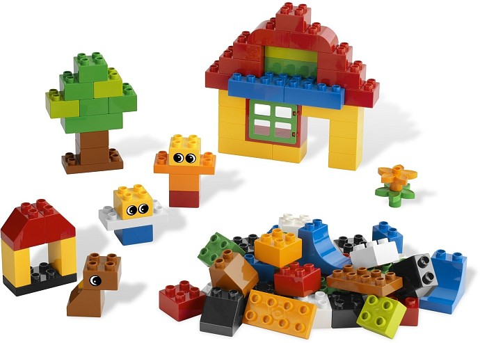 LEGO Duplo 5748 Creative Building Kit