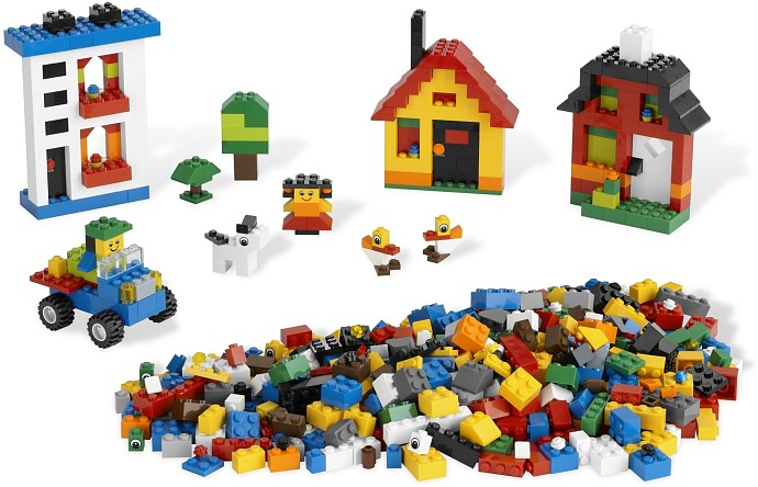 LEGO Bricks and More 5749 Creative Building Kit