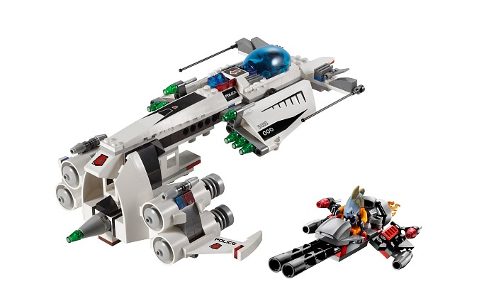 LEGO Space 5983 SP-Raumgleiter