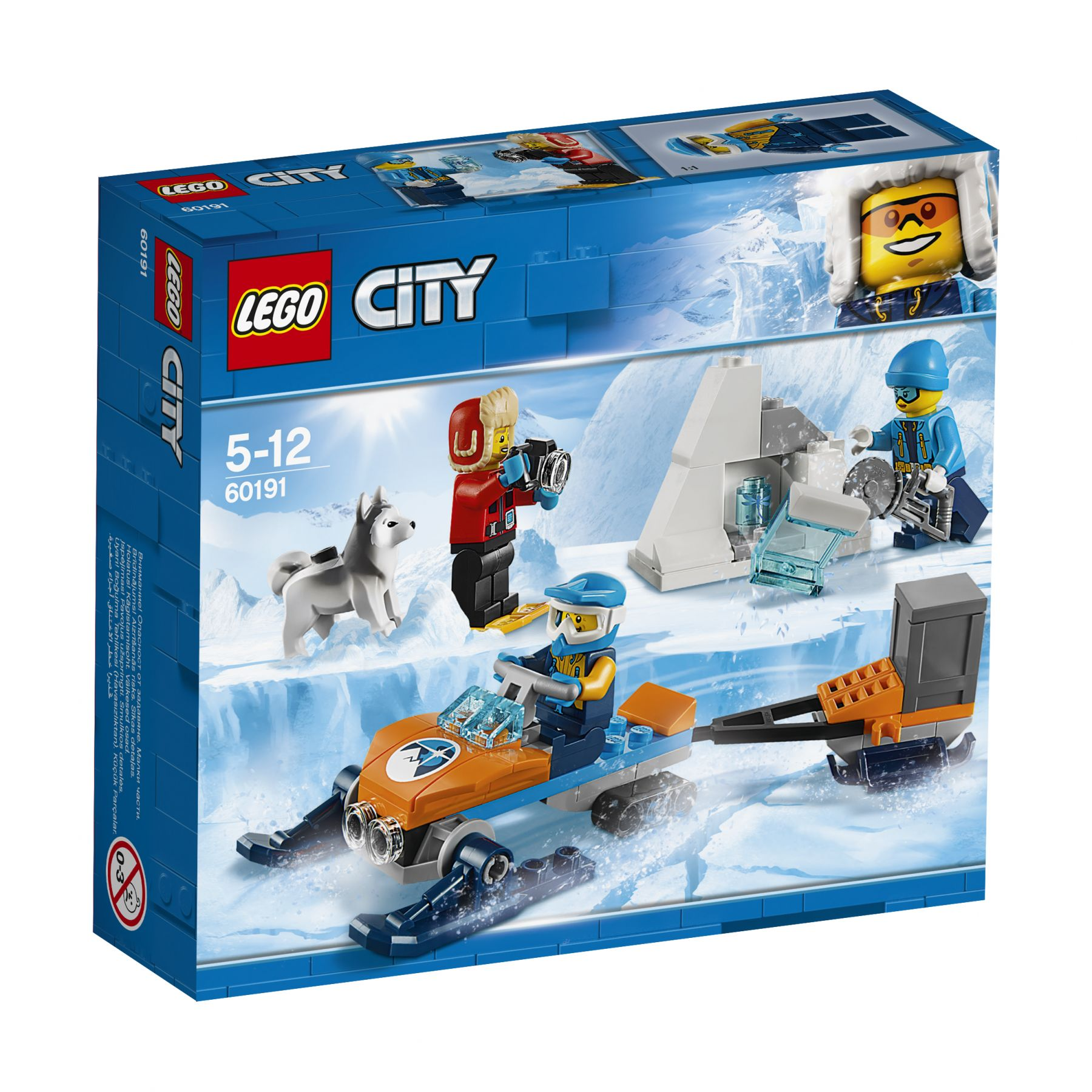 LEGO City 60191 Arktis-Expeditionsteam 60191_LEGO_Cit_Arktis_Expeditionsteam_Packung.jpg