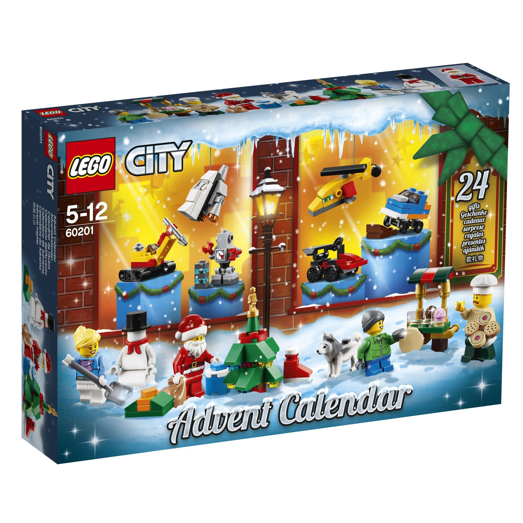 LEGO City 60201 City Adventskalender 2018