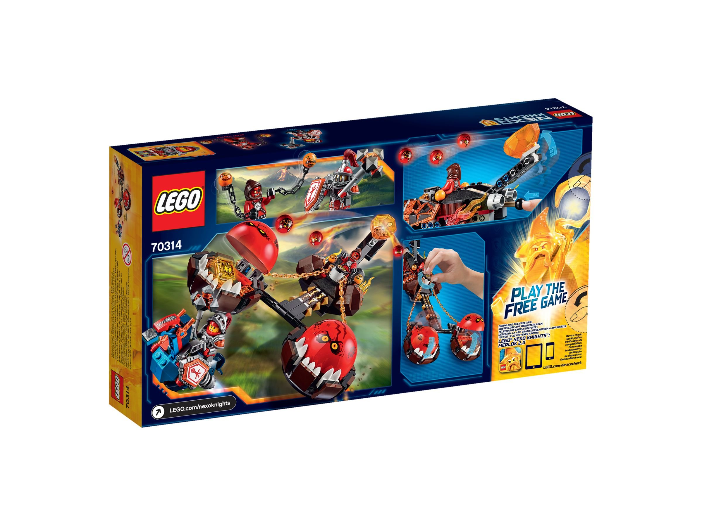 LEGO Nexo Knights 70314 Chaos-Kutsche des Monster-Meisters 70314_backside.jpg