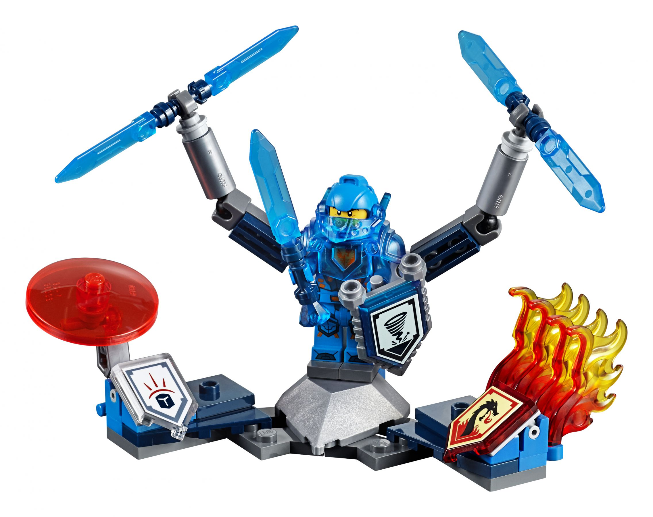 LEGO Nexo Knights 70330 Ultimativer Clay