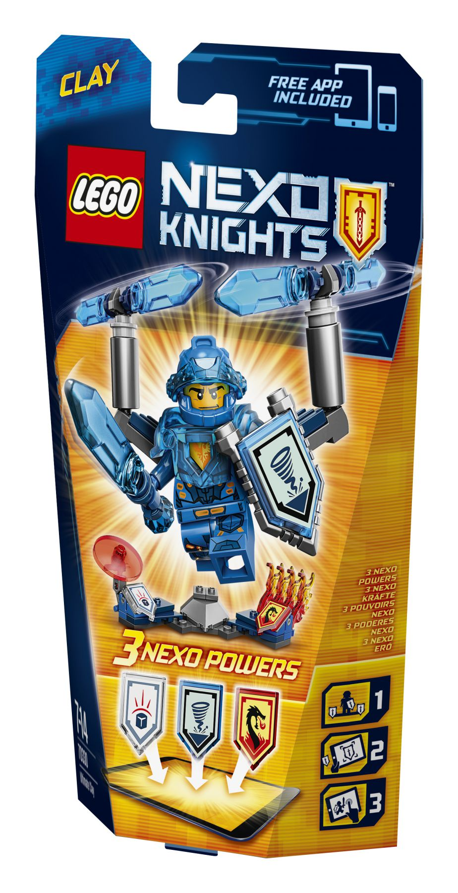 LEGO Nexo Knights 70330 Ultimativer Clay 70330_Ultimativer_Clay_Verpackung.jpg
