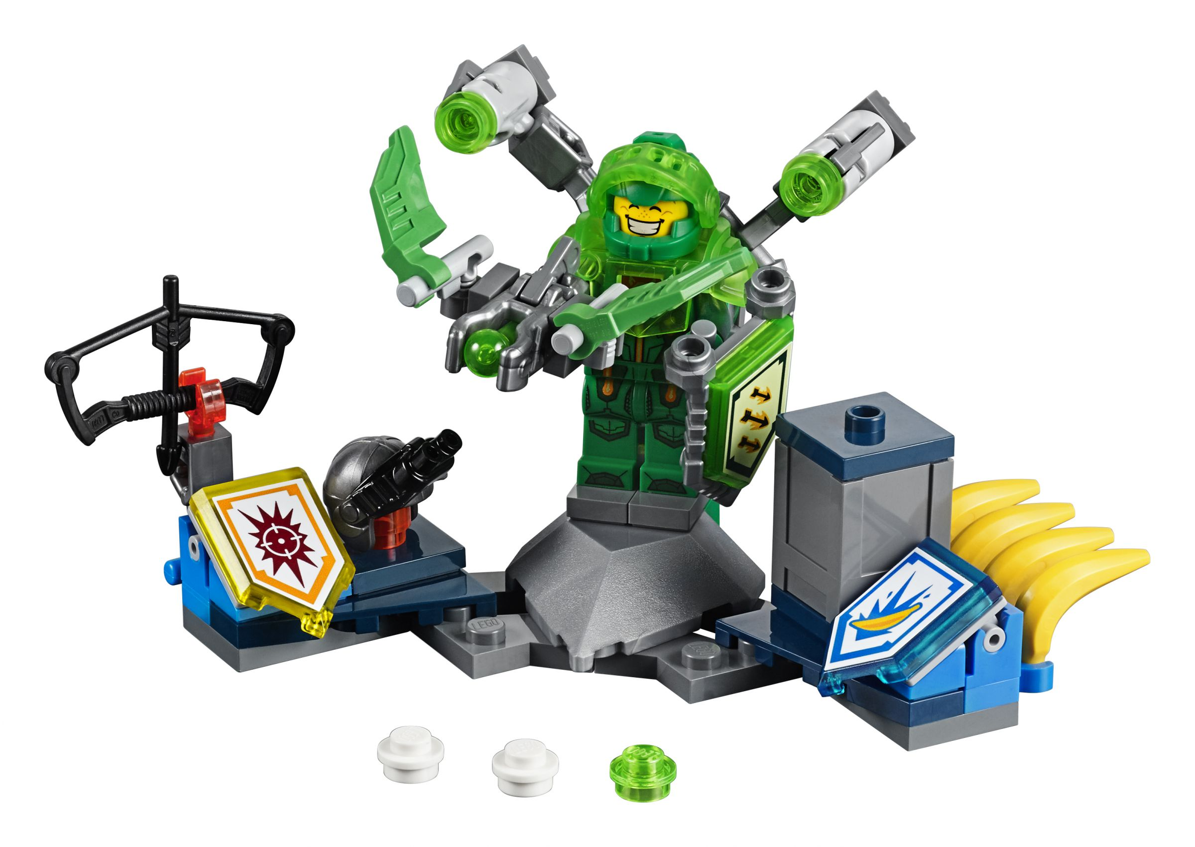 LEGO Nexo Knights 70332 Ultimativer Aaron